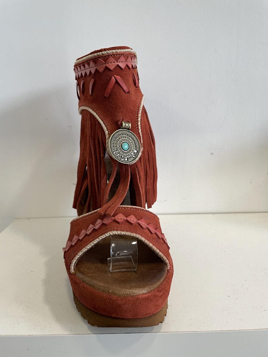 Altura del tacón 11 cm. Plataforma : 4 cm Alabama Shop