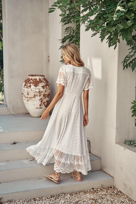 100% algodón bordado. Falda+top Alabama Shop